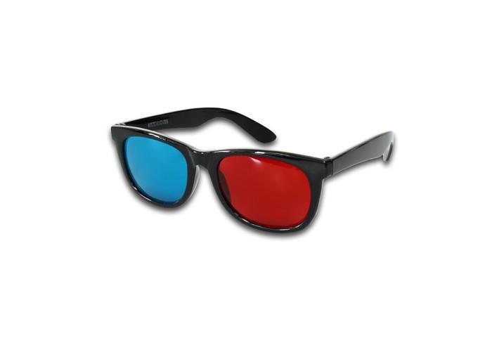AB 3DBox okuliare Red/Cyan