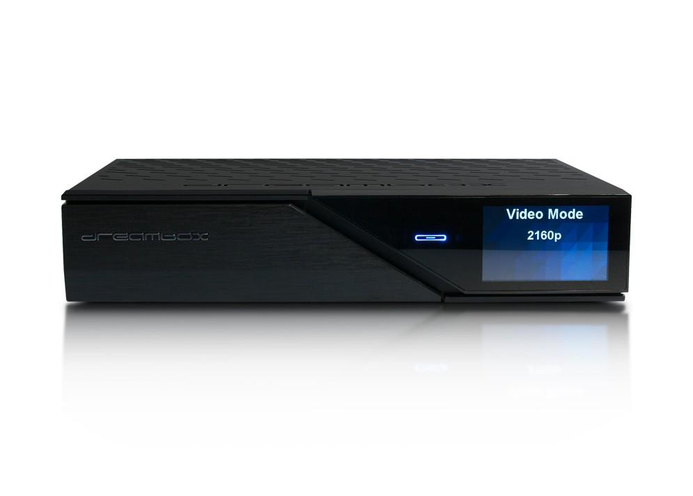 Dreambox DM-920 UHD 4K (1xDVB-S2 Dual tuner)