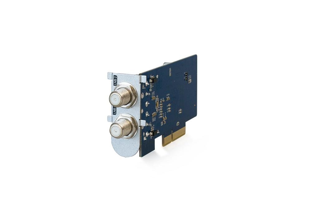 DVB-S2X Dreambox tuner Multistream DUAL