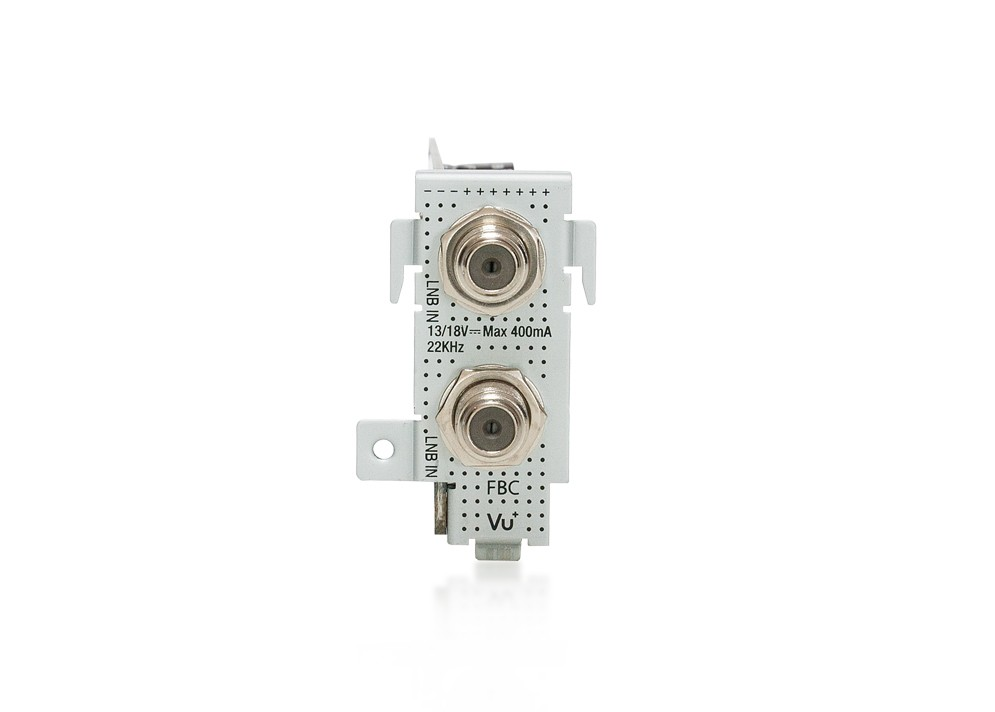 VU+ Tuner FBC Dual DVB-S2X