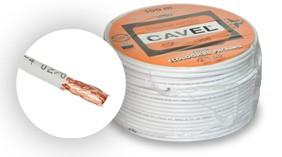 Kábel koaxiál Cavel KF114 100m