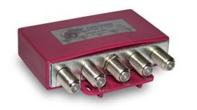 DiSEqC prepínač EMP P.164-IW 4/1