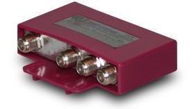 DiSEqC prepínač EMP P.162-TW option 3/1