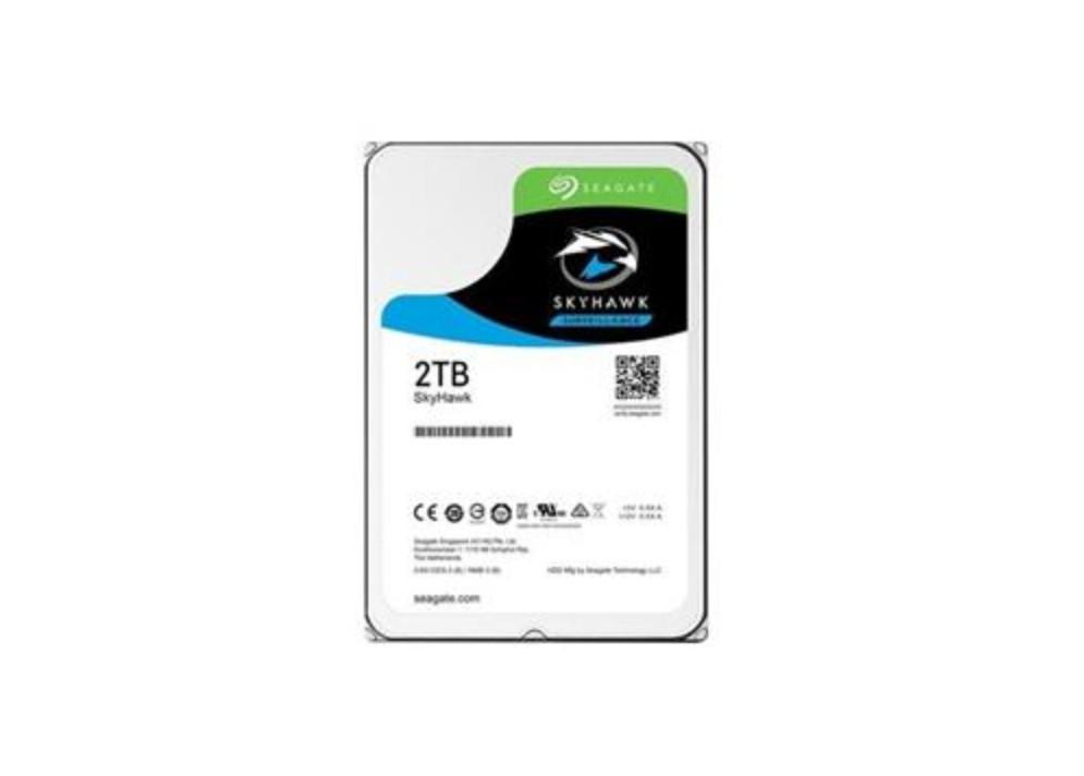 HDD 2TB Seagate SkyHawk pre záznamové zariadenia