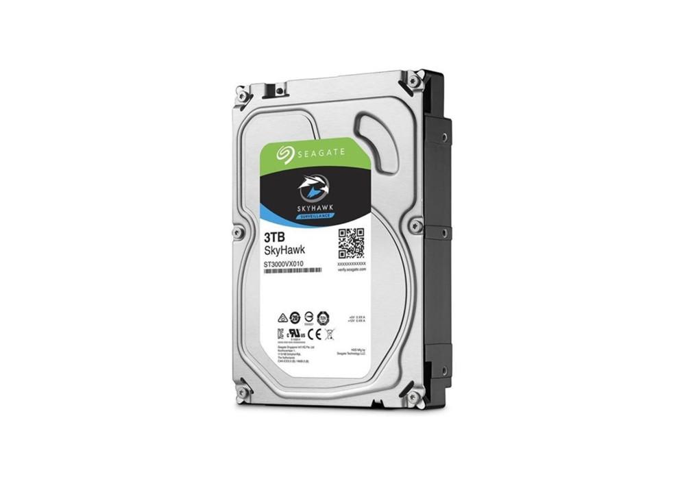 HDD 3TB Seagate SkyHawk pre záznamové zariadenia