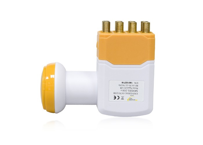 LNB Golden Media GM208+ Octo high Gain 0,1dB